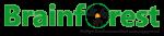 logo Brainforest en collaboration avec Man & Nature de Noé