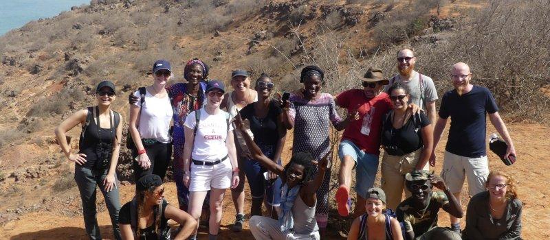 Groupe Solidaritrips Sénégal 2019