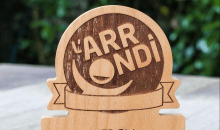 Trophée Arrondi