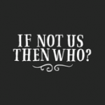 logo If Not Us Then Who