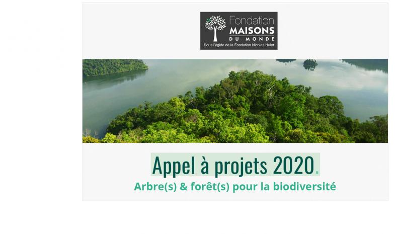 Appel à projets 2020, arbres et forêts pour la biodiversité