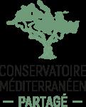 logo Conservatoire Méditerranéen Partagé